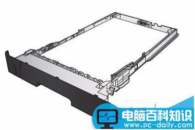 16k纸打印设置_HP LaserJet M706打印机护纸盒2纸张该怎么放? - 电脑知识学习网