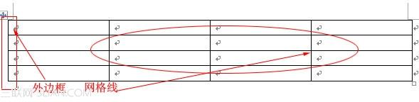 word表格边框如何加粗